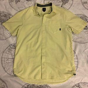 VANS Classic Fit Button Down Shirt